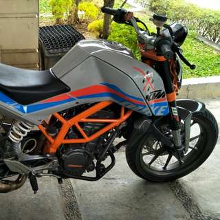 For sale KTM DUKE 200cc