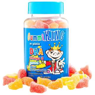 Gummi KING DHA Omega 3 (60 Gummies)
