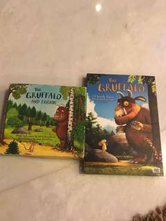Gruffalo Audiobooks and DVD