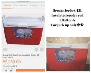 Orocan big icebox 45L
