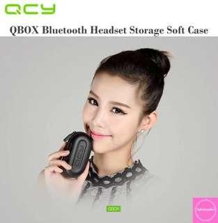 QBox Bluetooth Earphone Storage Case