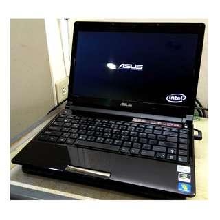 華碩 UL30VT 13.3吋 CULV輕薄型高效能 筆記型電腦
