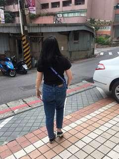 🚚 Zara高腰牛仔褲