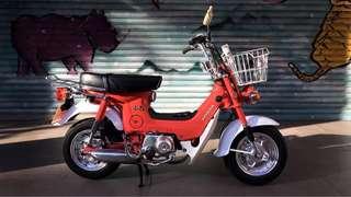 Honda chaly CF70