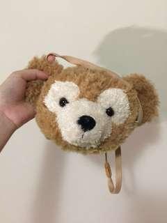 日本達菲熊包包