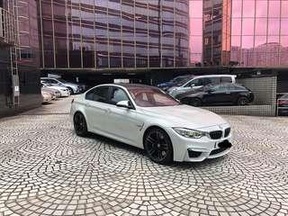 2014 BMW M3 DCT