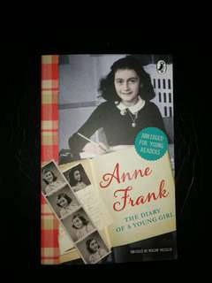 Anne Frank - abridged for young readers