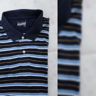 Basics t-shirt in stripes