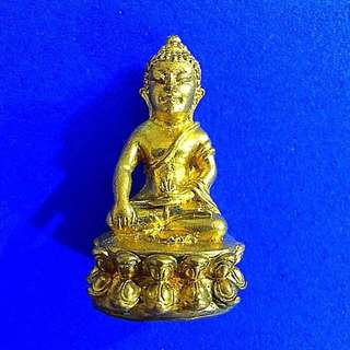 Lp Ler 龙婆乐 Phra Kring Amulet