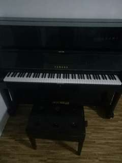 Piano for rental (1hr -$12)