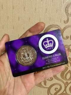 Coins queen elizabeth uncirculated