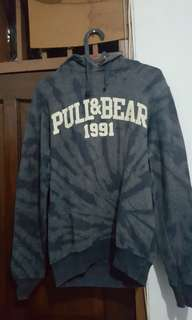 Hoodie pull and bear size s
