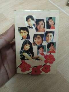 Cassette 华文