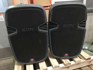 jbl 315 powered speakers
