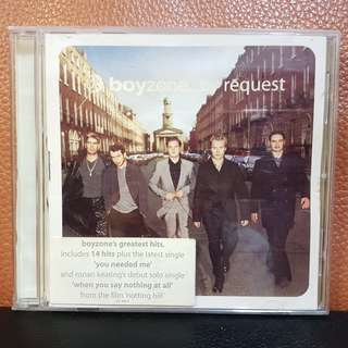 CD》Boyzone..By Request