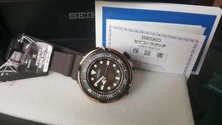 全新精工 Seiko Marine Master 1000m sbdx016