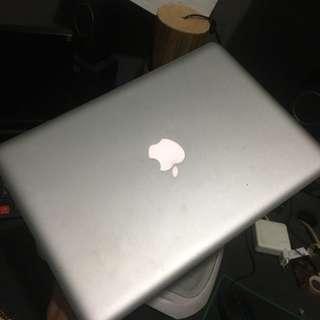 Macbook pro i5 2012
