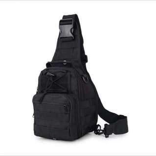 Nylon Tactical Shoulder Messenger Bag