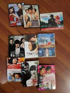 9 Korean Movie (RM10 for 3 Movie, can choose)
