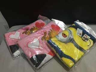 Towel (minion and Snoopy)