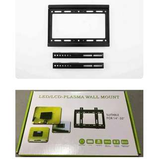 LED TV wall rack