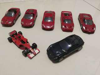 Ferrari Limited Edition Model Collection