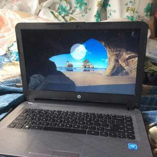 HP Laptop Notebook Rush