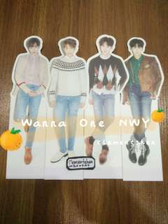 Wanna One Nothing Without You Standee