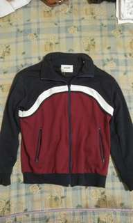 Smyth Unisex Jacket Red and Blue
