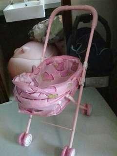 Baby Pram-for dolls