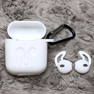 airpods case with earhooks
