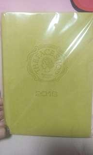 Faceshop Schedule Notebook