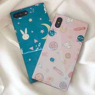 方角 iPhone Case X/8/8plus/7/7plus/6/6plus
