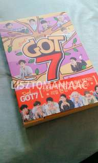 Real GOT7 SEASON 3 DVD