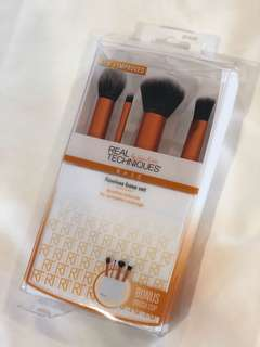 Face brushes set