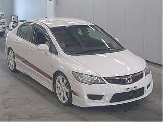 HONDA CIVIC TYPE-R 2009