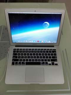 "Apple MacBook Air A1369 13""Intel Core i7 1.8GHz 4G 256GB ssd HDD"