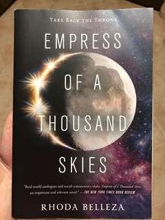 🚚 Empress of a thousand skies