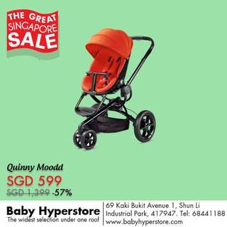 【BABY'S HYPERSTORE】🚨SUPER SHOCKING PROMOTION😱! Strollers ★ Car Seats ★ Cribs ★ House cot ★ Bedding set ★ Humidifier!!! 🚨