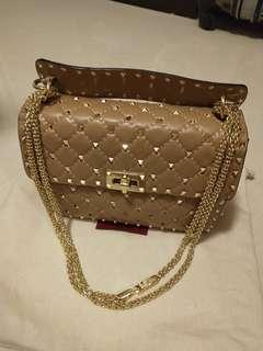 特價清貨 Valentino Rockstud Spike Hand bag crossbody