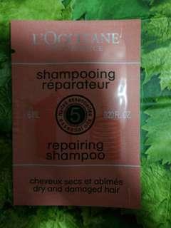 L'OCCITANE 草本療法修護洗髮水