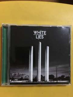 White Lies Cd
