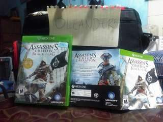 Assassin's Creed IV: Black Flag ( original XBOX1 game) Price negotiable