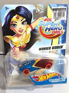 Hot Wheels Wonder Woman