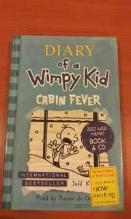 Diary Of A Wimpy Kid: Cabin Fever (CD included)