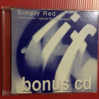 Simply Red Cd