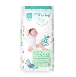 Brand new Offspring diapers