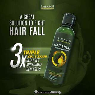 Sailajah Hair Shampoo