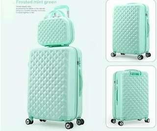 旅行必備 2件套行李喼