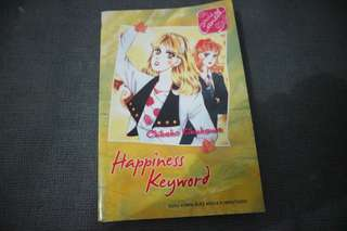 Buku novel happiness keyword